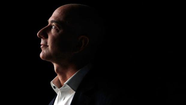 Amazon's Grand Ambitions