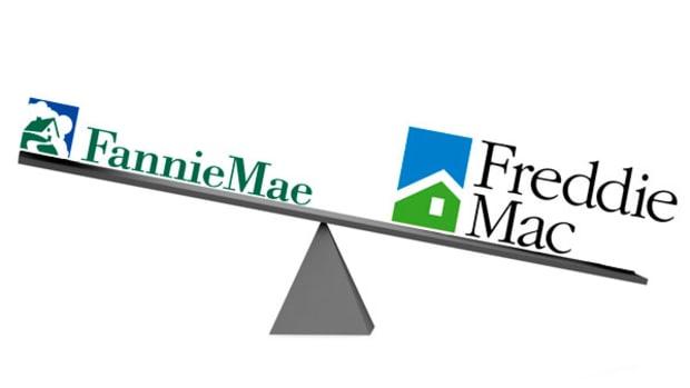 Fannie, Freddie Rise After Senators Offer Hope to Private Investors