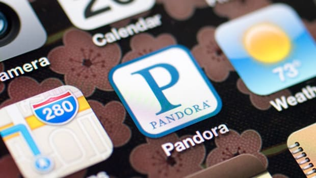 Pandora Pops, Apple Drops: Winners and Losers