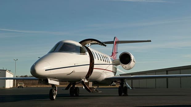 General Dynamics Propelled by Corporate Jet Unit