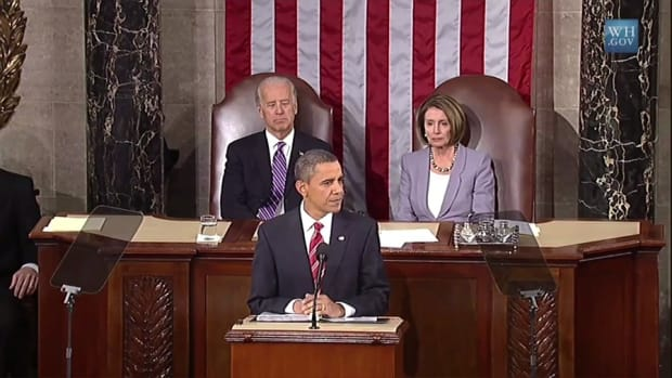 Drilling Down for Energy Talk in State of the Union