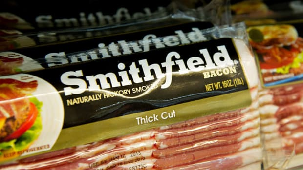 Identity Swap for Smithfield's New Chinese Boss