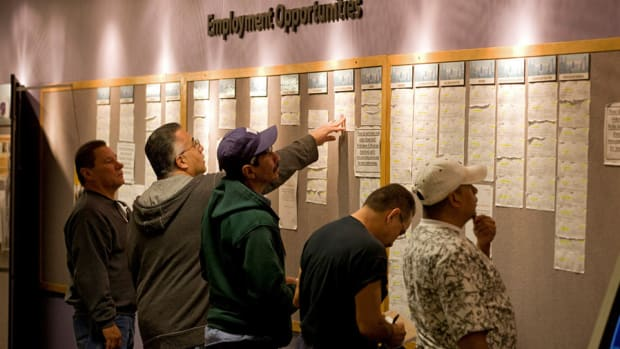 Employment Report Looms