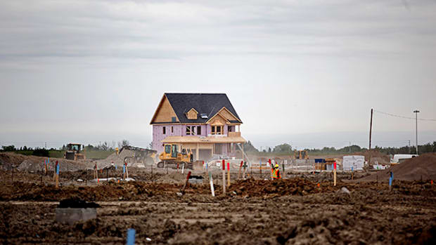 Homebuilders Still Positive About Housing Market Conditions