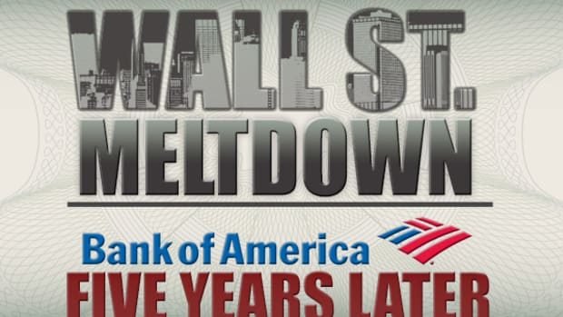 Bank of America Is Halfway Home