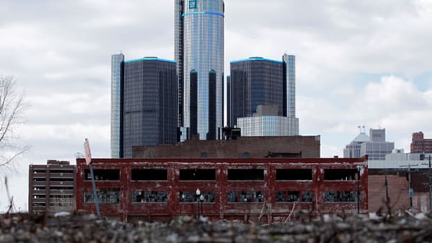 JPMorgan Chase Throws Detroit a Lifeline