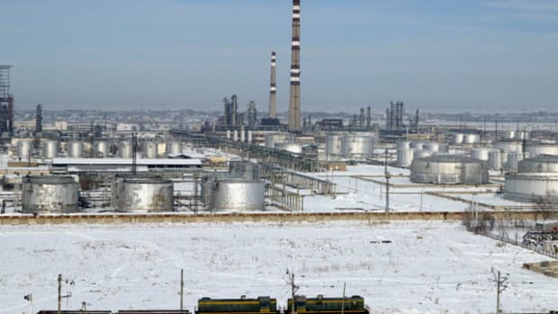 Dicker: Ukraine Crisis Makes Noble Energy a Buy