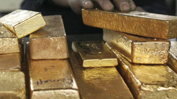 Here's How to Trade Gold Miners