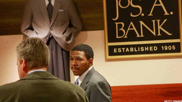 Greenberg: If Jos. A Bank Gets Men's Wearhouse...
