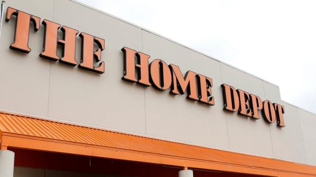 Housing Helps Home Depot