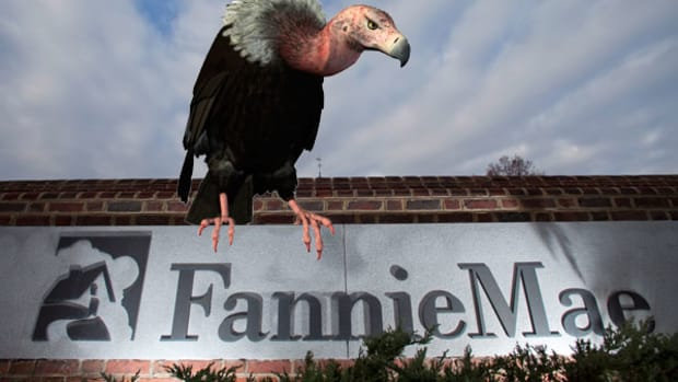 Fannie and Freddie Vultures Need a Facelift