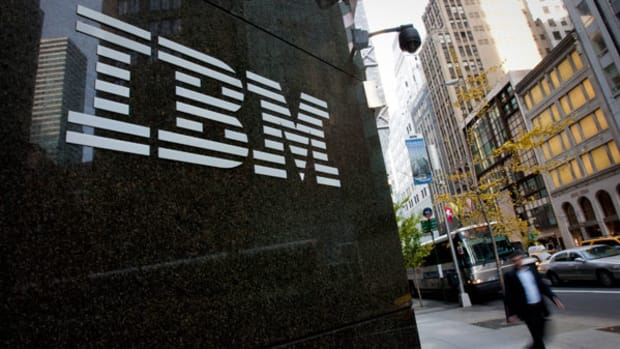 IBM CEO Rometty Reaches for the Cloud
