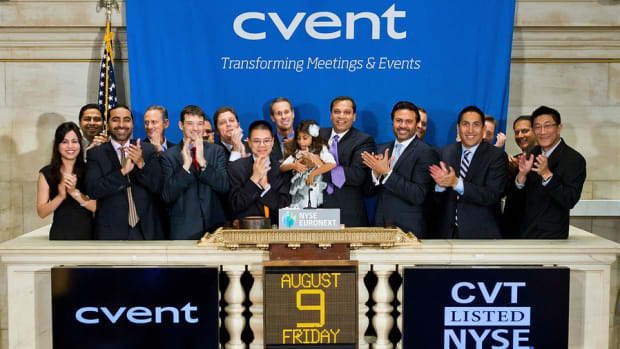 Cvent CEO Has Big Post-IPO Plans
