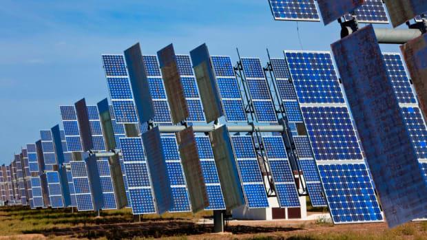 Oil Rally Opens Solar Window