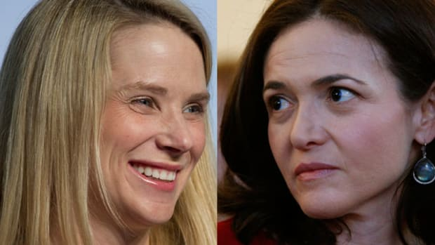 How Much Do America's Top Female Execs Make?