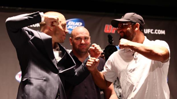 UFC Jabs at $23 Million in New York