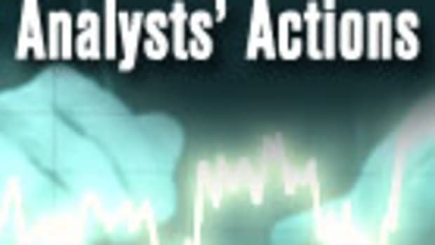 Analysts' Actions: AFL FFIV RJF SPWR WIN