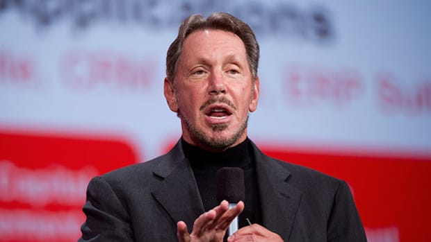 Investors Make No Mistake -- Larry Ellison Still Runs Oracle