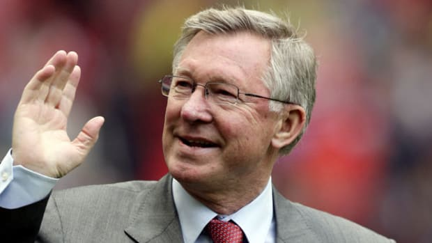 Ferguson's Retirement to Weigh on Manchester United Shares