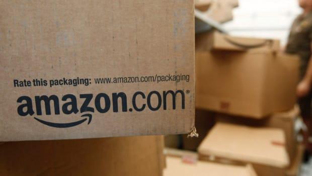 Futures Mixed, Amazon Ups Game