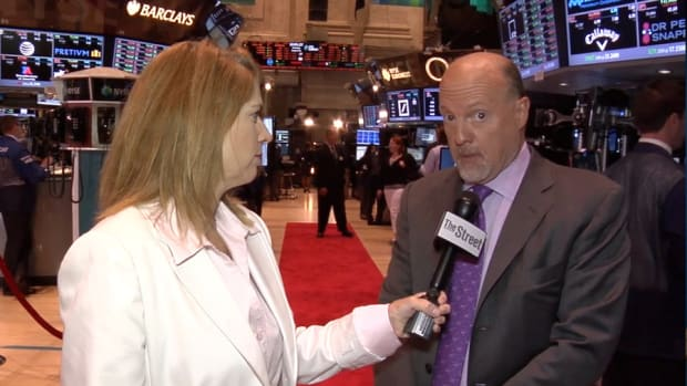 Cramer on Mergers and Markets
