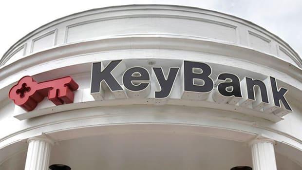 Bank Stocks Keep Rising, Led by KeyCorp
