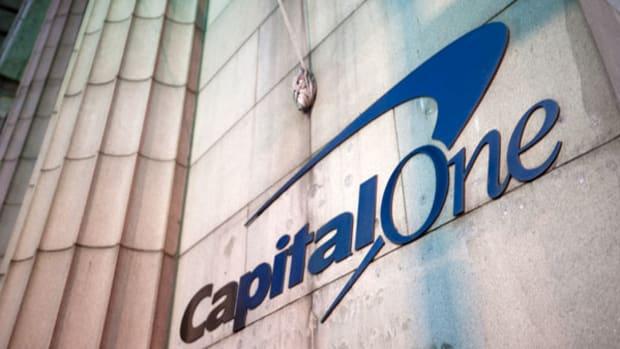 Capital One: Bank Stress Test Winner