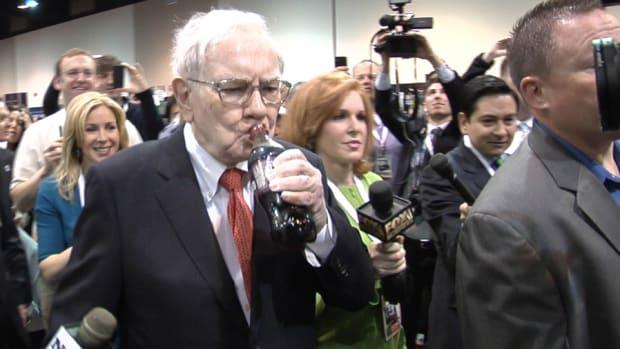 Buffett's Cherry Coke Walk & Talk