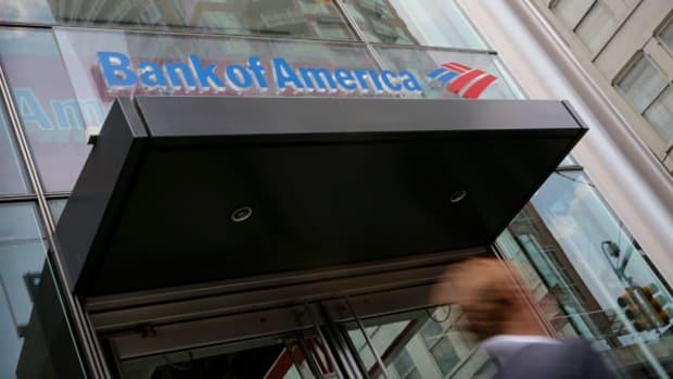 Bank of America: Earnings Loser (Update 1)