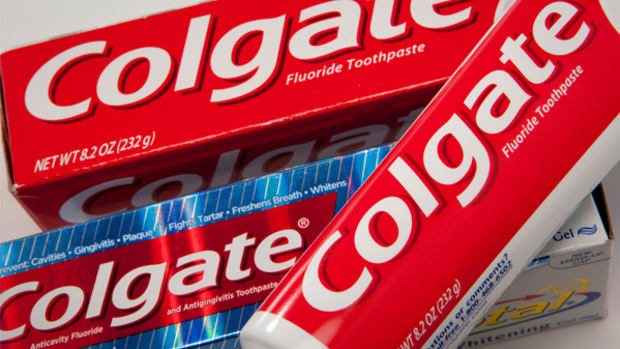 Rent Colgate-Palmolive For Free Instead of Buying
