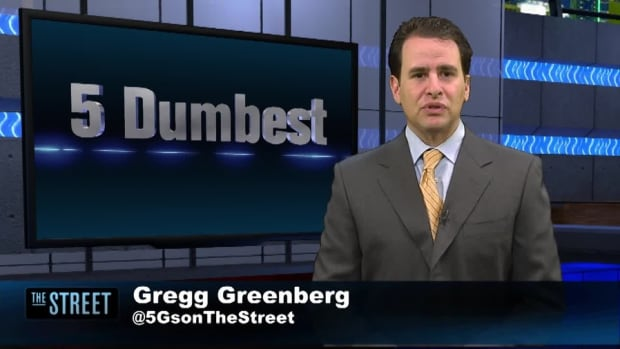 5 Dumbest Things on Wall Street