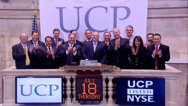 Homebuilder UCP IPO Stalls