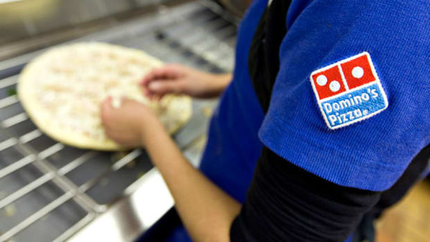 [video] Jim Cramer's Quick Take: Domino's Patrick Doyle Is One of My 'Bankable CEOs'