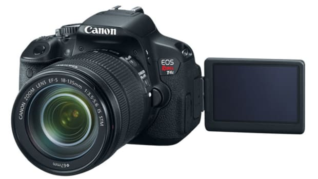 Canon Continues to Lose Focus