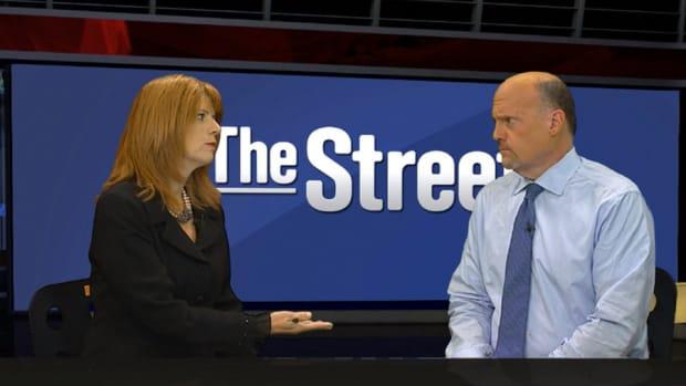 Cramer: Pass On Financials