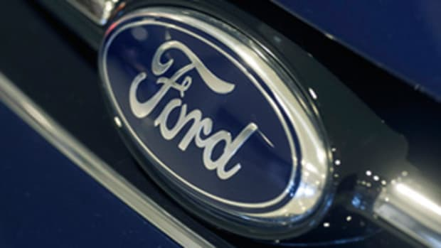 Ford's China Sales Rise 45% in May