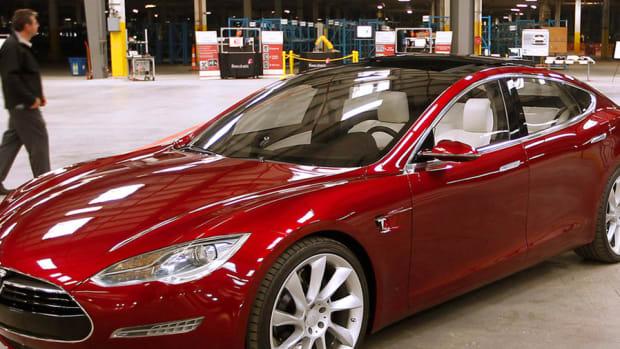 Tesla Recalls Model S Vehicles