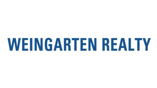 Weingarten Realty Boasts Solid Growth