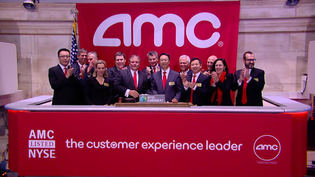 AMC Entertainment Is the Real Attraction