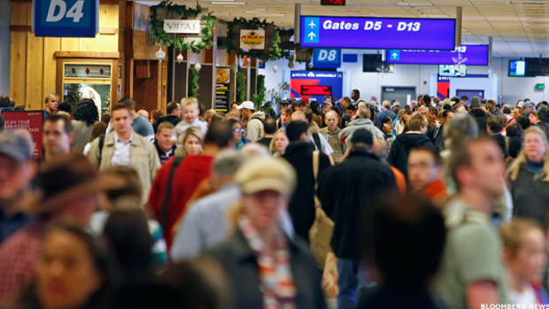 Ebola Isn't a Problem for Airlines but Delays From Ebola Scares Are