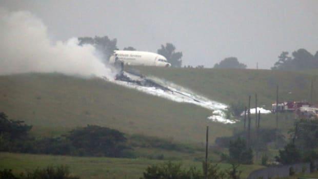 UPS Airbus A300 Crashes at Birmingham Airport, Killing 2