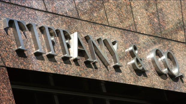 Tiffany's Q1 Earnings Shine