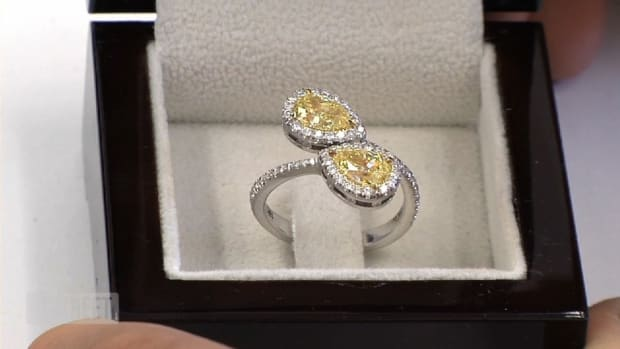 Color Diamonds: Better for Engagements or Investing