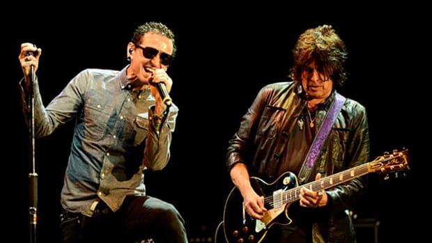 Stone Temple Pilots' Robert DeLeo Talks 'High Rise'