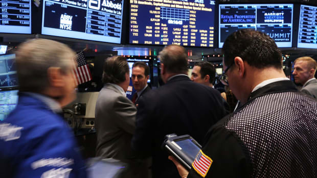 Markets End Higher, BlackBerry Boost