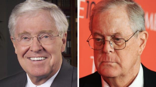 AFL-CIO, Wary of Koch Money, Presses Tribune to Shelve Newspaper Sale
