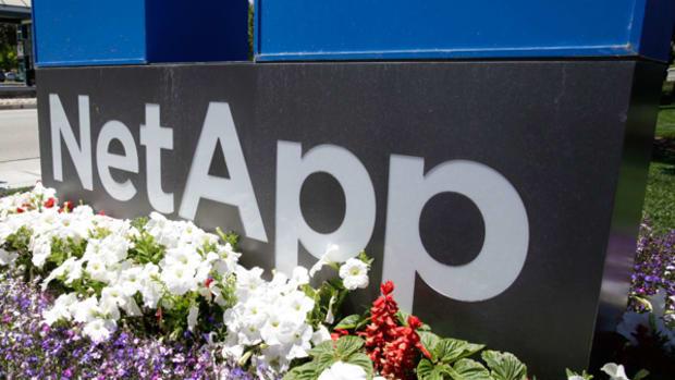 NetApp Shares Nudge Lower on Job Cuts