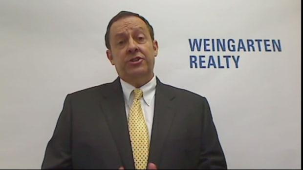 Weingarten Realty Looks Solid