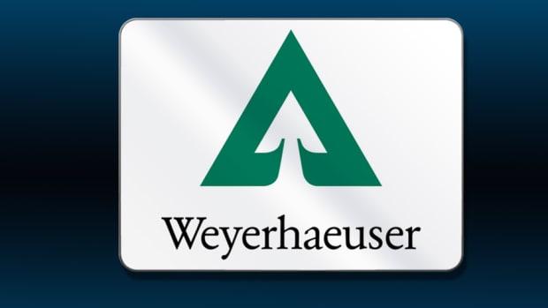 Weyerhaeuser - Lots of Good News