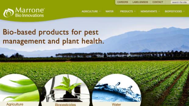 Marrone Bio Upsizes IPO
